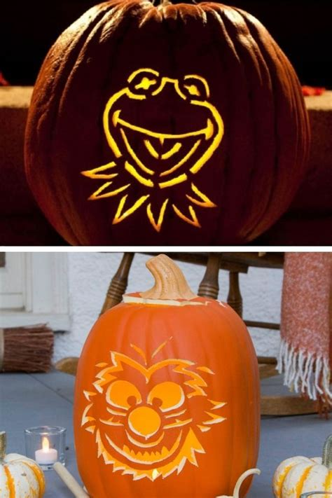 disney pumpkin stencils  disney pumpkin carving