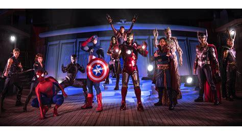 celebrate marvel studios avengers endgame