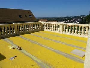 Kit D Étanchéité Sous Carrelage : condensation sous une terrasse ~ Melissatoandfro.com Idées de Décoration