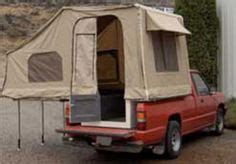 turn  truck bed   tent  camping rewilding  life tent campers camper