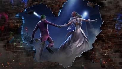 Joker Quinn Harley Married Wallpapers Deviantart Artwork