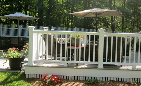 northborough ma deck installation with certainteed products