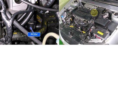 check engine light     minor emission leak  wouldnt pass  emission test