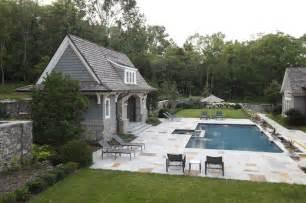 Grey Rock Farm Traditional Pool nashville by