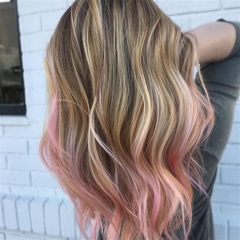light pink highlights best 25 light pink hair ideas on pale pink