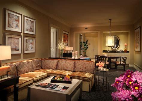 bedroom lago suite  palazzo  square feet