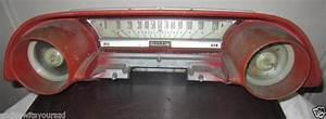 Buy Dodge Dart 1962 Instrument Cluster Housing  Dash Panel Motorcycle In Birmingham  Alabama  Us