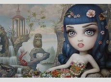 "Showing Mark Ryden – ""The Gay 90s West"" Kohn Gallery"