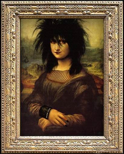 Mona Lisa Moana Diva Moaning Sheena Smile