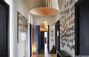Mur De Photos : 10 id es pour organiser ses cadres au mur elle d coration ~ Melissatoandfro.com Idées de Décoration