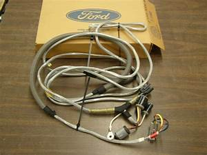 Ford F250 Wiring Harness