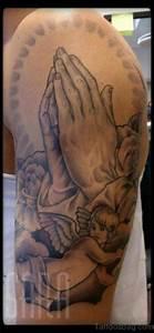 70 Sublime Angel Shoulder Tattoos