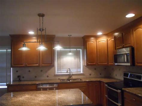 kitchen lights ideas recessed lighting top 12 recessed light placement for 2230
