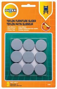 Patin De Chaise En Teflon : teflon patins glisseurs dutex inc ~ Edinachiropracticcenter.com Idées de Décoration