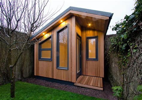 Modern Small Kitchen Ideas - garden rooms design ideas garden room plans ecos ireland