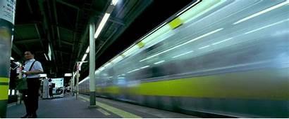 Japan Train Subway Tokyo Bullet Travel Adventure