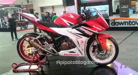 Modifikasi Cbr150r Merah by Modif Motor Cbr Warna Merah Kumpulan Modifikasi Motor