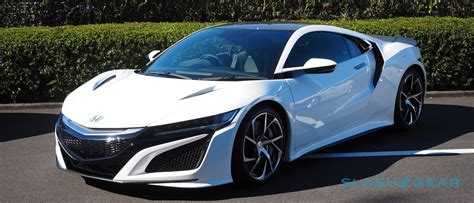 2017 Acura Nsx Price Confirmed
