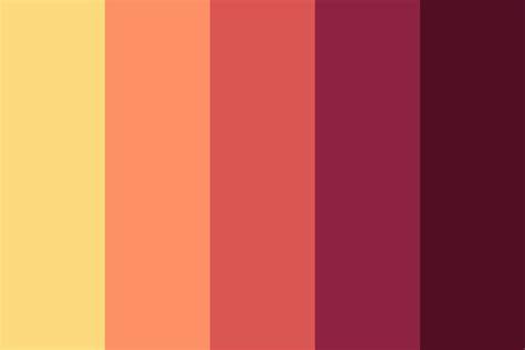 flat color flat color palette