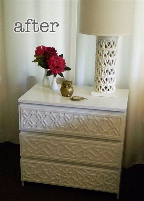 Ikea Nightstand Makeover by 25 Simple And Creative Ikea Rast Hacks Hative