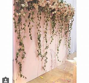 Best hanging flowers backdrops images on