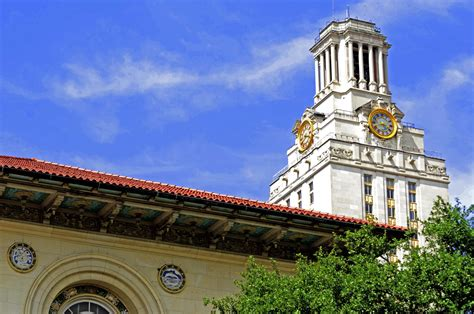 """texas Standard"" Produces Oral History Of Ut Tower"