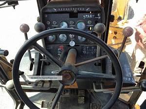 John Deere 670 Motor Grader