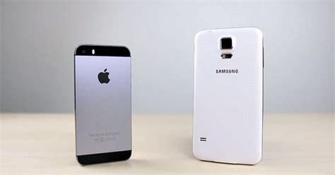 iphone 5s vs galaxy s5 v 237 deo comparativo de la velocidad galaxy s5 y el iphone 5s