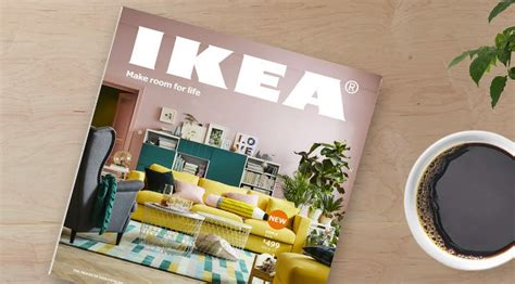 ikea 2018 catalogue make room for aims to maximize customer s living space