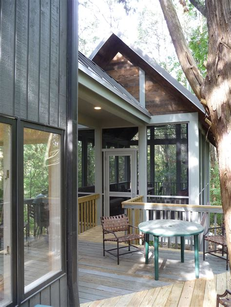 home design house screened porch teselle architecture teselle