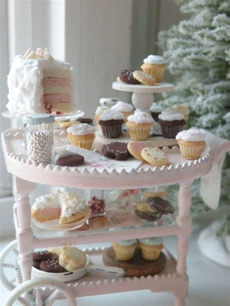 shabby chic tea 2081 best miniature dollhouse rooms and furniture images on pinterest miniature dollhouse