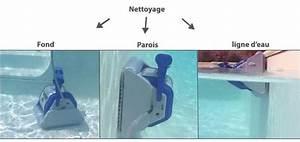 Nettoyer Ligne D Eau Piscine : tigershark qc robot piscine automatique hayward au ~ Dailycaller-alerts.com Idées de Décoration