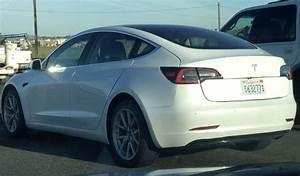 Tesla 4x4 Prix : tesla la model 3 en vid o ~ Gottalentnigeria.com Avis de Voitures