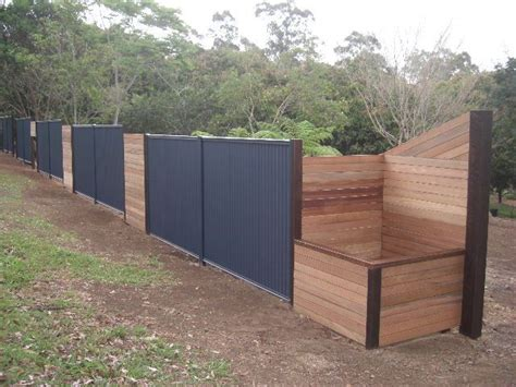outdoor privacy screens for yards colorbond fencing ideas search fencing