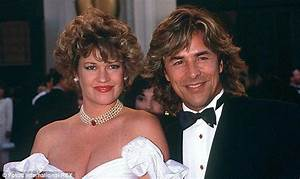 Don Johnson and Melanie Griffith reunite after eight years ...