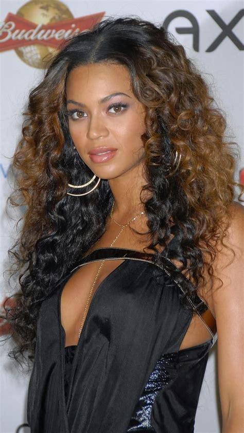 Beyoncé | Hairstyles - curly in 2019 | Long hair styles ...