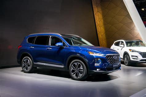 Hyundai Diesel 2020 by 2019 Hyundai Santa Fe Diesel Release Date 2019 2020