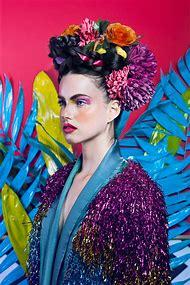 Frida Kahlo Fashion Photography