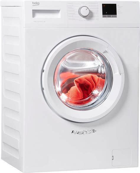 beko waschmaschine auf werkseinstellung zurücksetzen beko waschmaschine wml 16106 n 6 kg 1000 u min otto