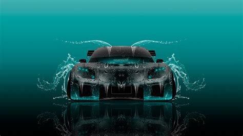 Mazda Rx7 Veilside Tuning Jdm Front Water Car 2015