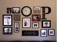 picture frame collage ideas Decorate Your Wall with Collage Photo Frames | My new digs ...