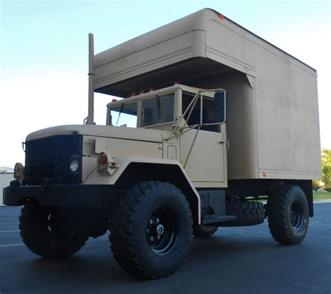 Deuce Half Rv Conversion