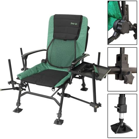siege de peche sensas siege sensas pack fauteuil feeder