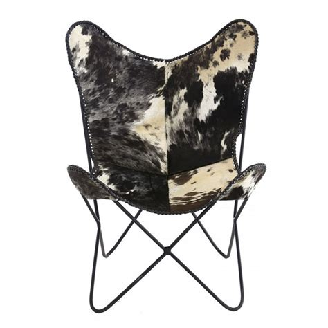 chaise papillon les 25 meilleures idées de la catégorie chaise en peau de