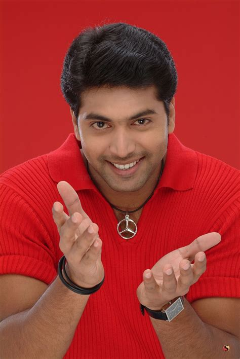 jayam ravi handsome stills