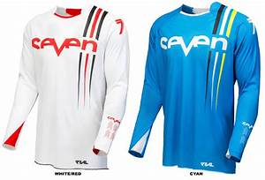 seven mx 2014 142 rival strike jersey bto sports With seven mx jersey lettering