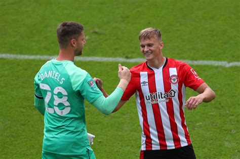 Brentford get off to winning start at new stadium with ...