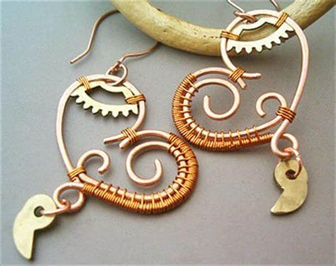 Diy Handmade Steampunk Jewelry Ideas