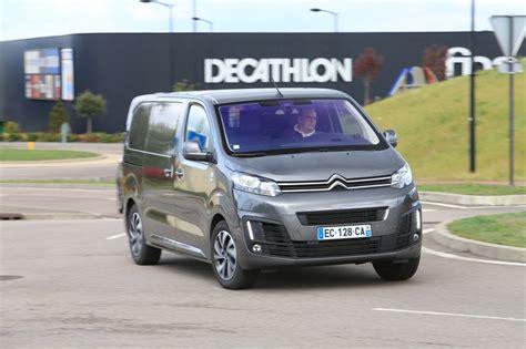 Citroën Jumpy M BlueHDi 150 Business : proche du sans ...