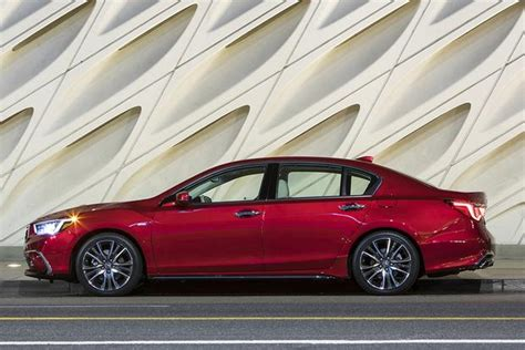 2018 Acura Rlx New Car Review Autotrader